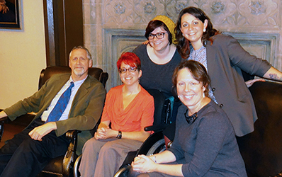 WGST - DST Faculty group