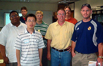 Some Members of the Graduate Student Class of 2006