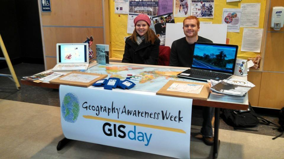 Geography Awareness Week 2014