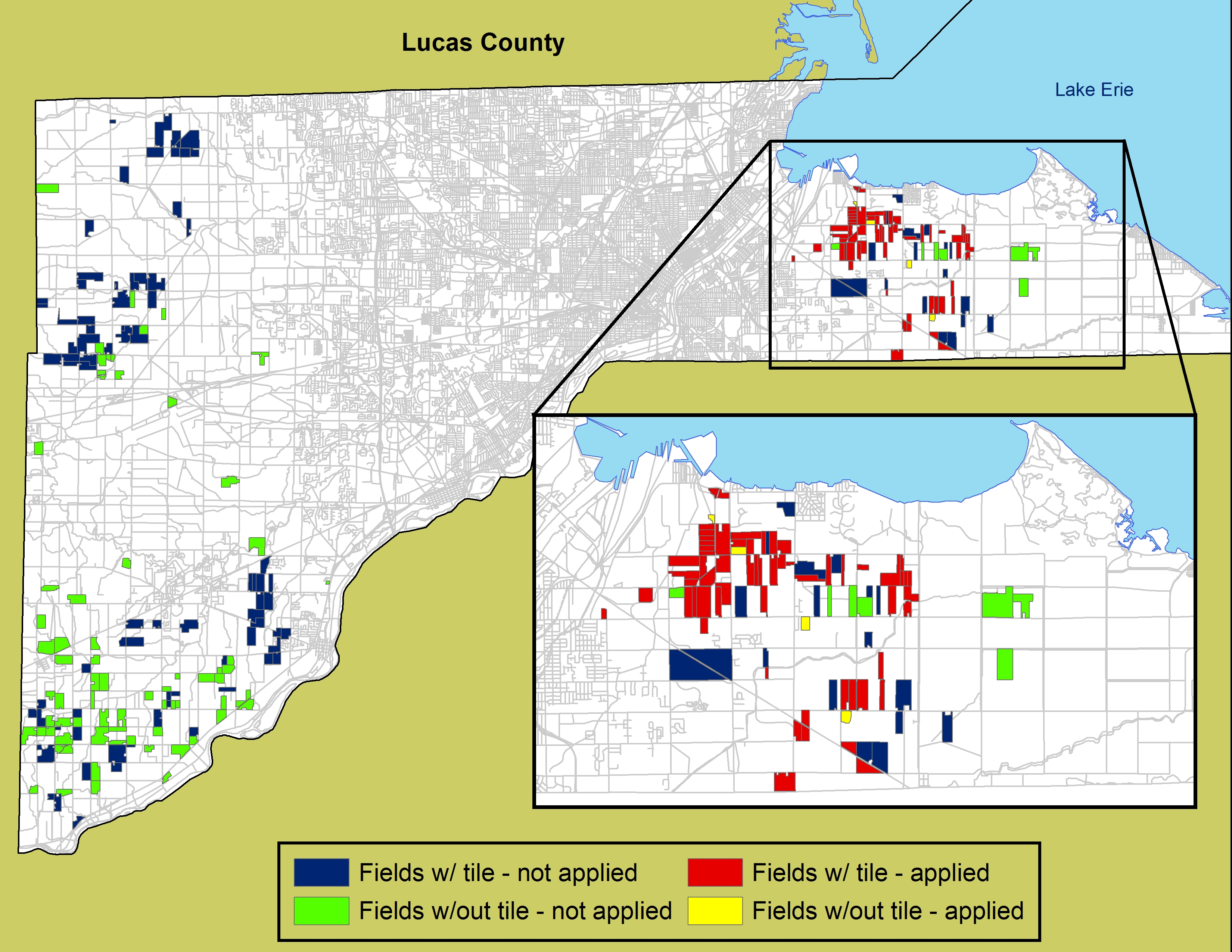 Great Lakes Restoration Initiative Projects