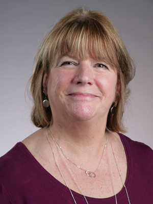 Photo of Debbie Corkins Executive Assistant for the UToledo College of Arts and Letters