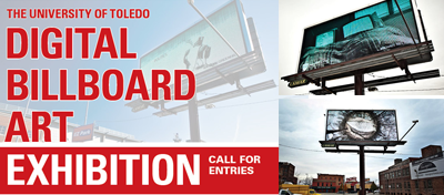 Deadline is December 1 for entries to the Digital Billboard exhibit