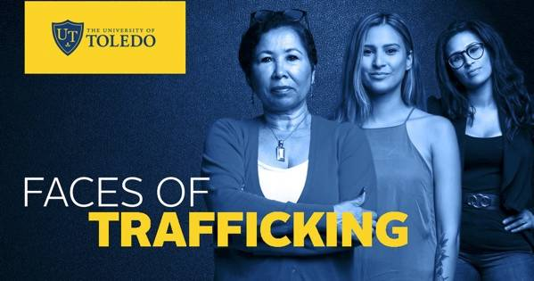 Human Trafficking and Social Justice announcement