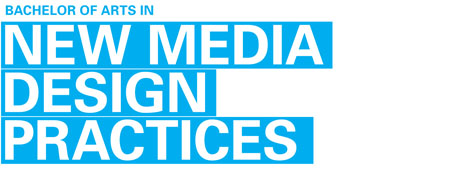 University of Toledo Bachelor of Arts degree in New Media Design Practices