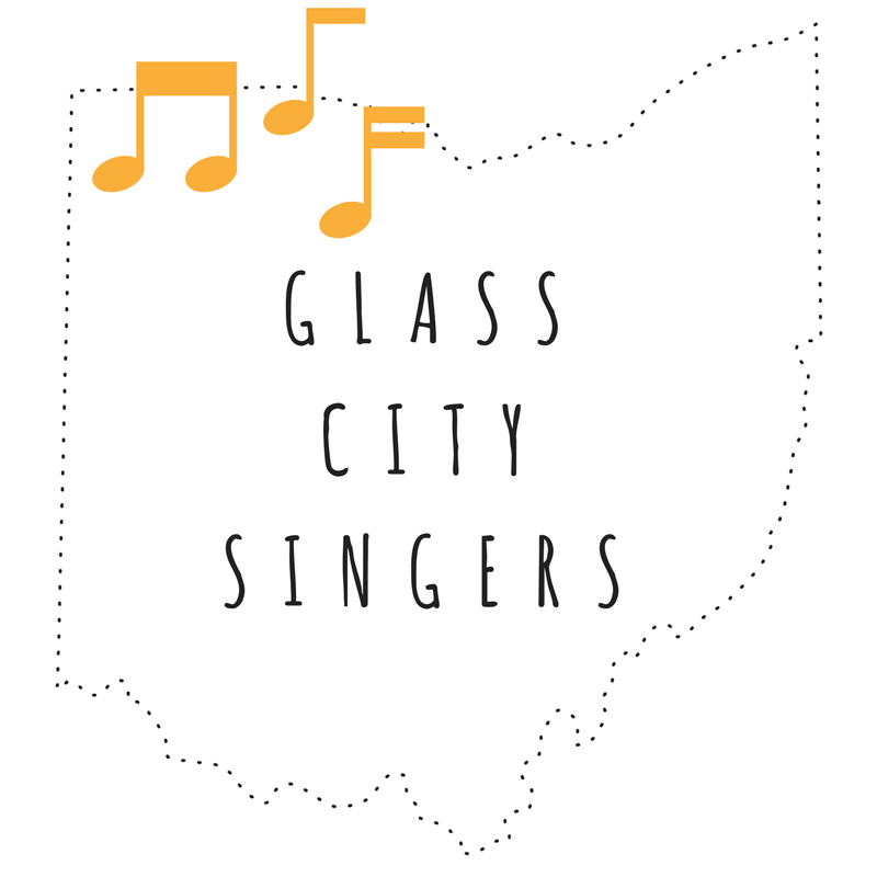 Glass City Singers Logo
