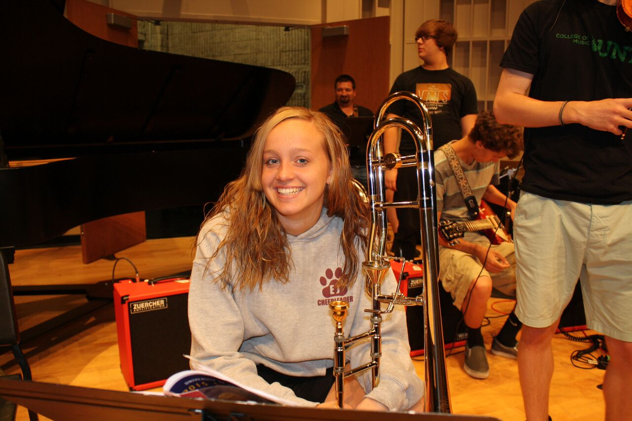 UT Summer Jazz Institute