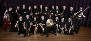 UT Jazz Ensemble 2013