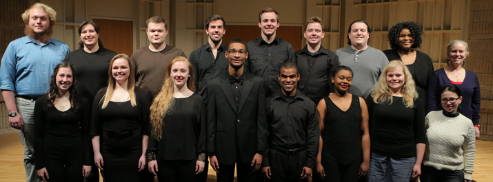 2015 UT University of Toledo Opera Ensemble