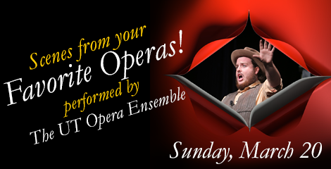 Opera Scenes Sunday, March 20, 2016