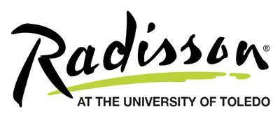 Radisson at the University of Toledo logo