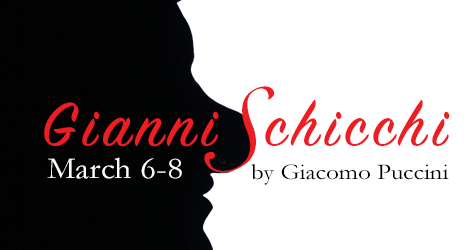 UT Opera Ensemble presents Gianni Schicchi March 6 to 8, 2015