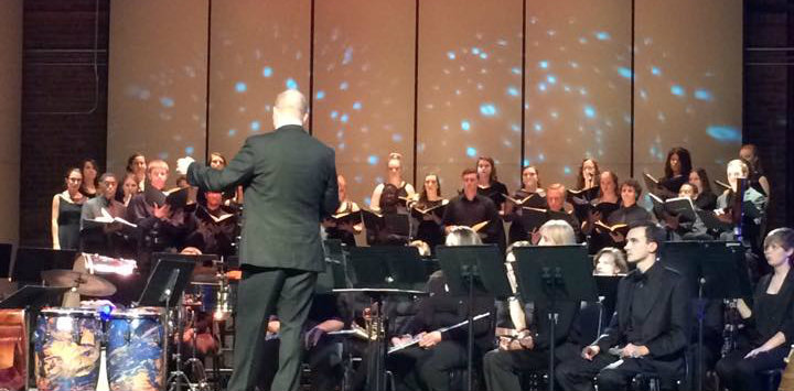 Concert Chorale - President's Gala 2015