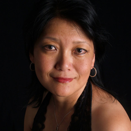 Photo of guest pianist Sylvia Wang