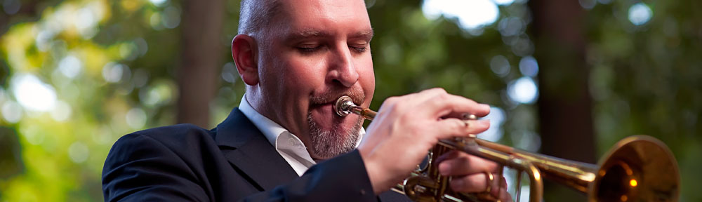 Ben Wolkins, Jazz Trumpet Instructor at the University of Toledo