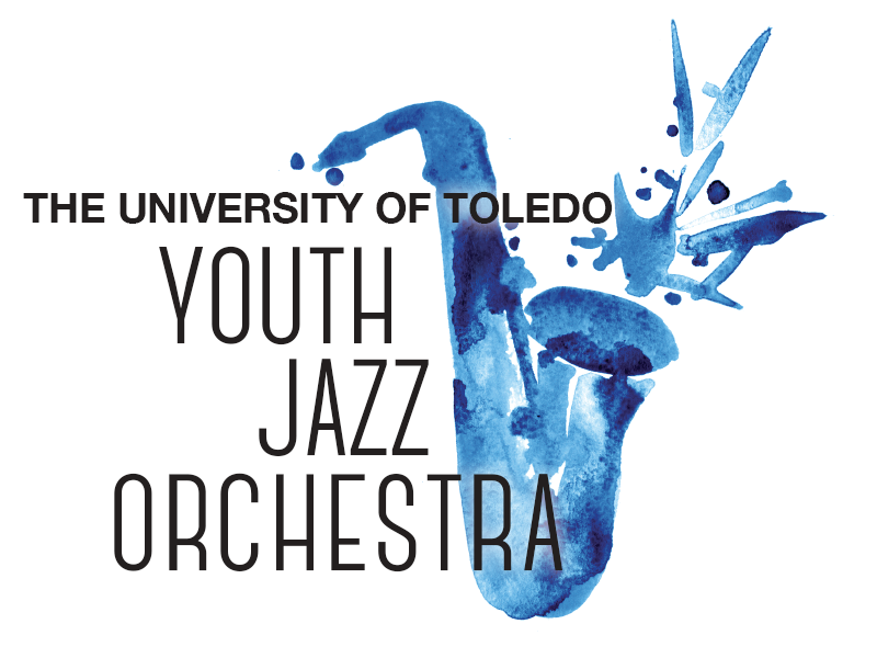 UT University of Toledo You Jazz Orchestra logo