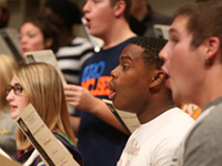 High School and Music Educators Choral Reading Workshop provide 7 contact hours