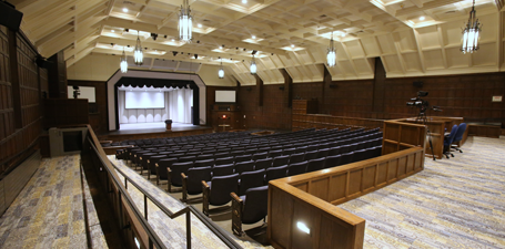 UT University of Toledo Doermann Theater