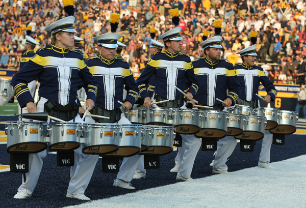UToledo Rocket Marching Band Drumline