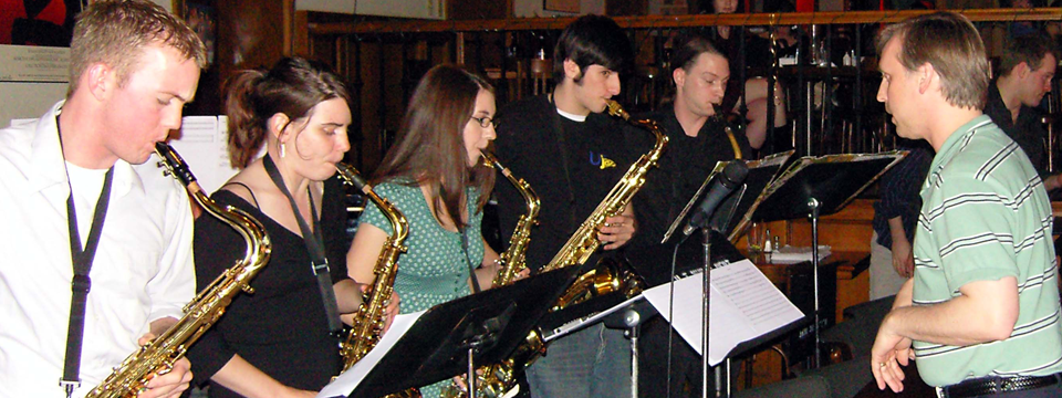 UT Jazz combos perform in local clubs