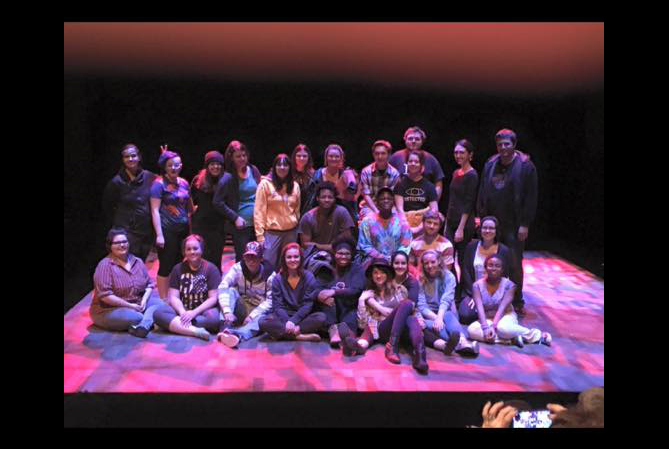 24 Hour Plays Group Photo 2016