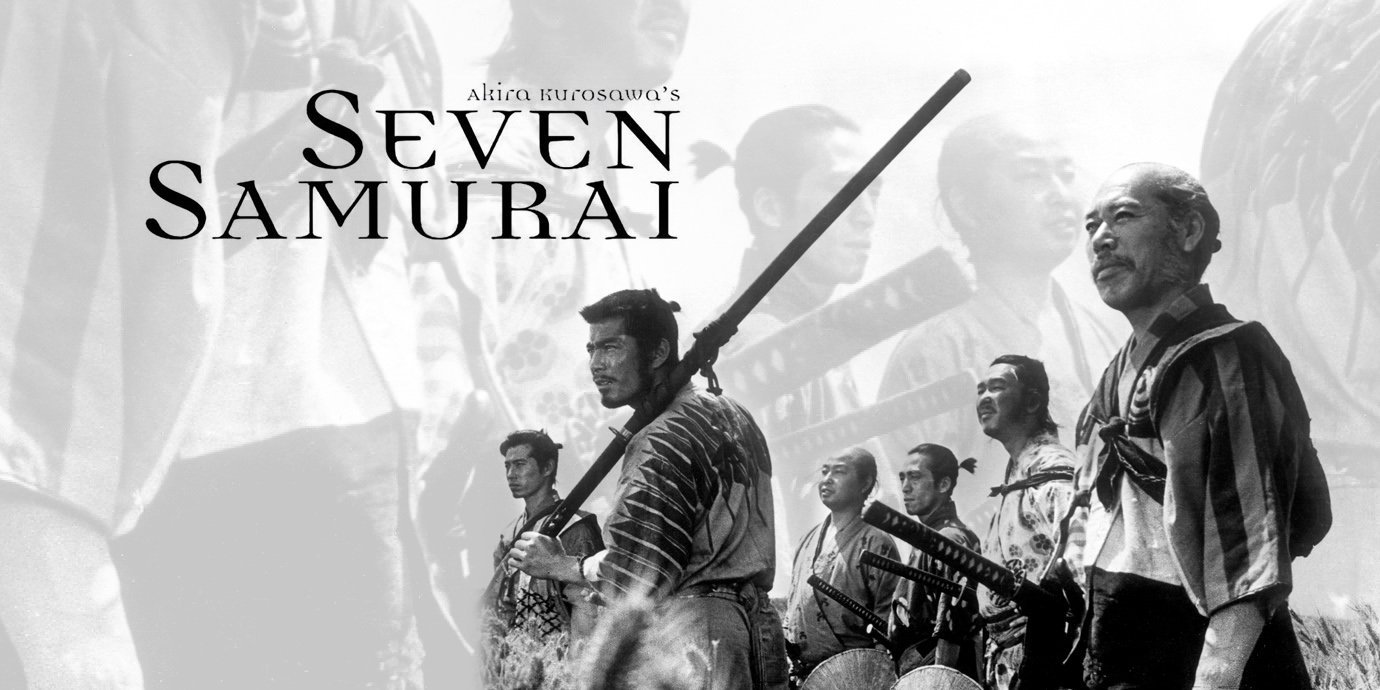 UT Department of Theatre and Film presents The Seven Samurai as part of its First Friday on Film Series
