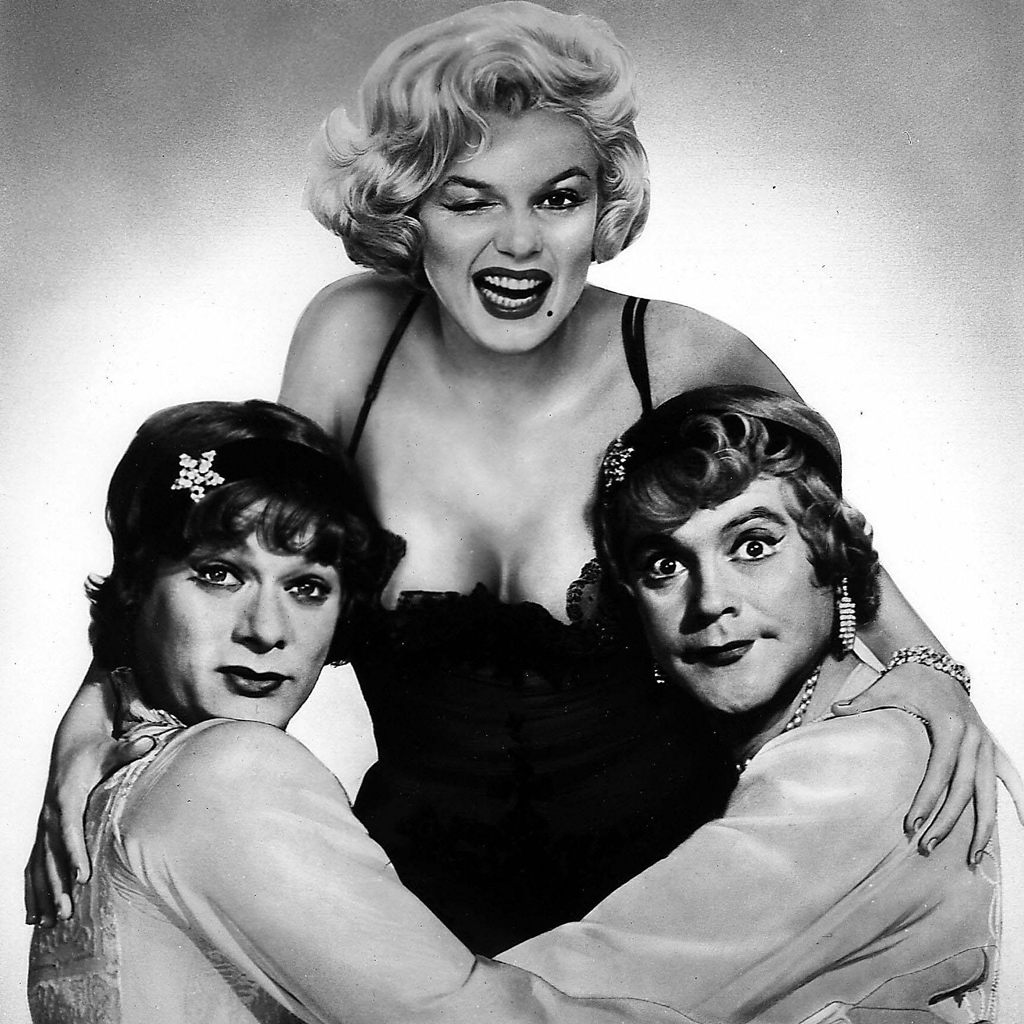 Photo from the movie Some Like it Hot, playing at UT Center for Performing Arts on January 23, 2015