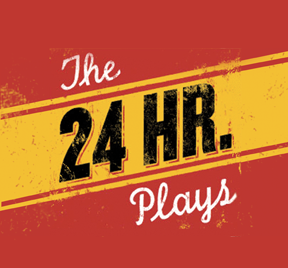 Logo for the 24 Hour Plays