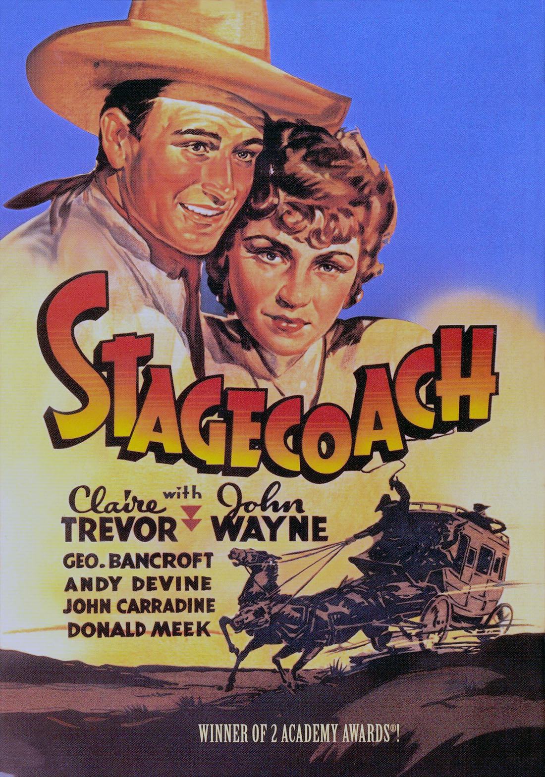 UT Department of Theatre and Film presents Stagecoach as part of its First Friday on Film Series