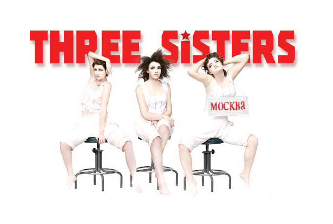 Lindsey Miller Three Sisters Poster