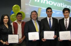 Proposal for app to reduce hospital readmissions wins COBI's 2015 Business Plan Competition