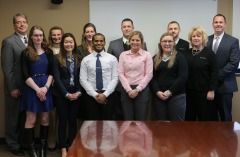 Huntington Bank provides $10,000 in scholarships to five UT business students