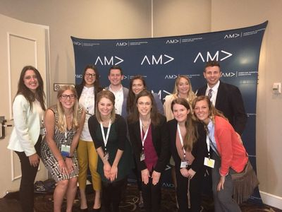 COBI members win recognition at International AMA Conference
