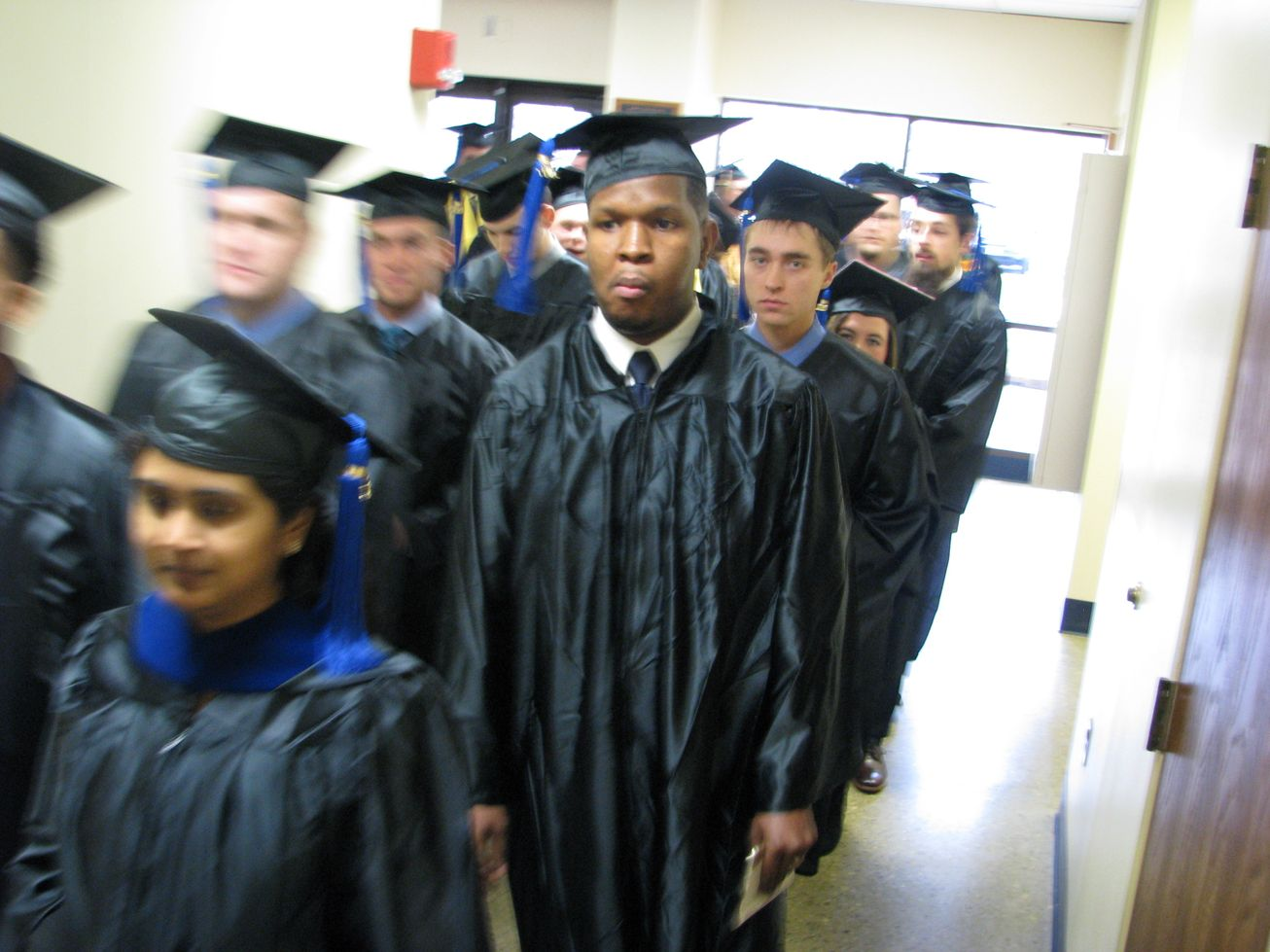 Fall Commencement 2015