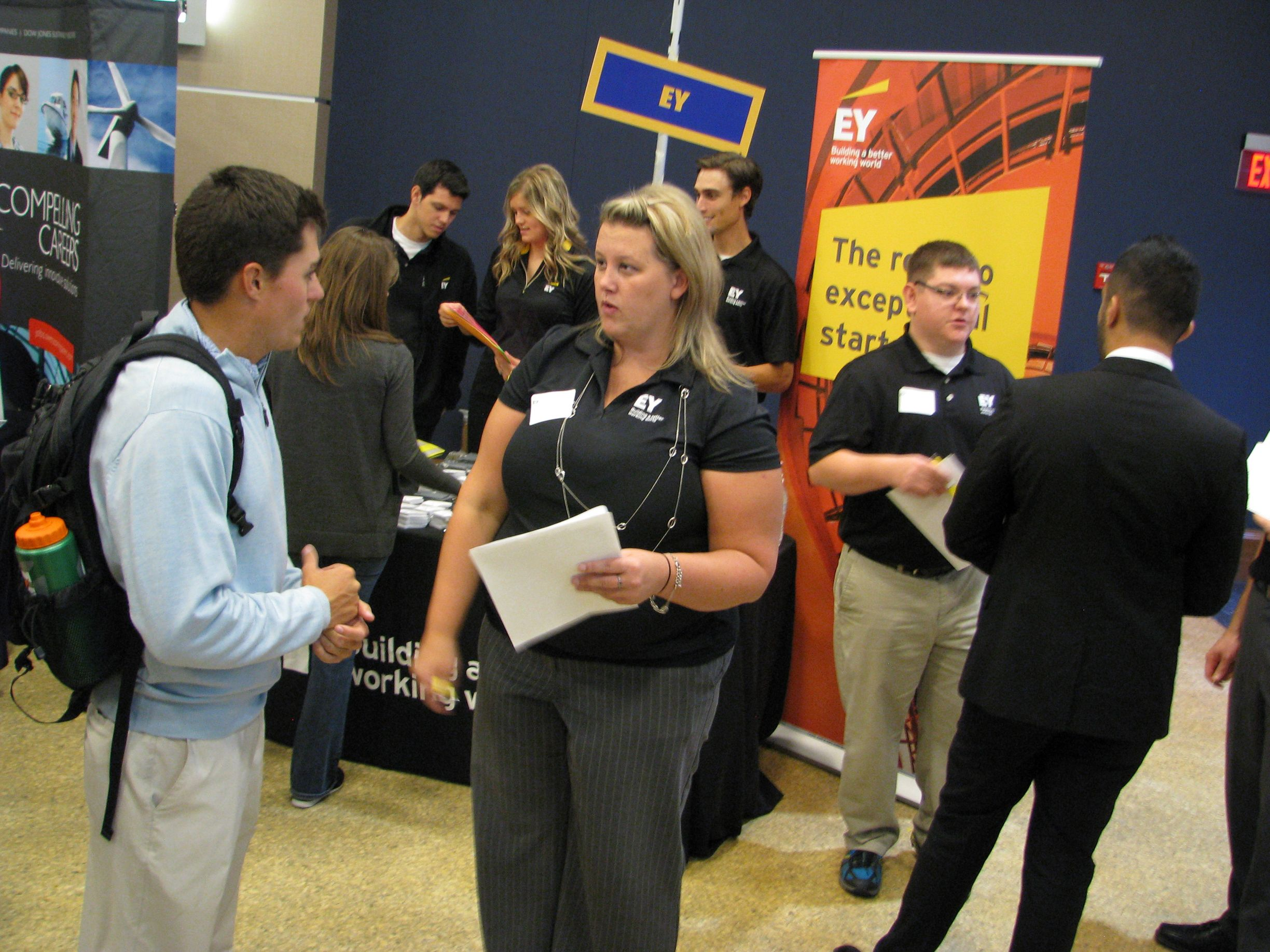 COBI Fall Job Fair 2015