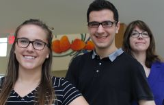 COBI Accounting students obtain recognition, scholarships