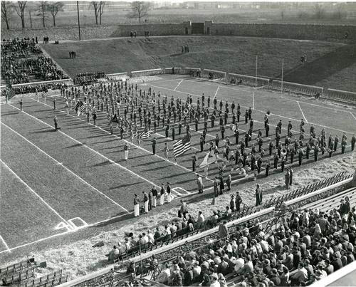 Glass BOwl in 1934.