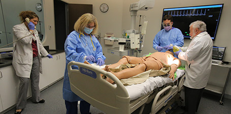 Clinical Simulation