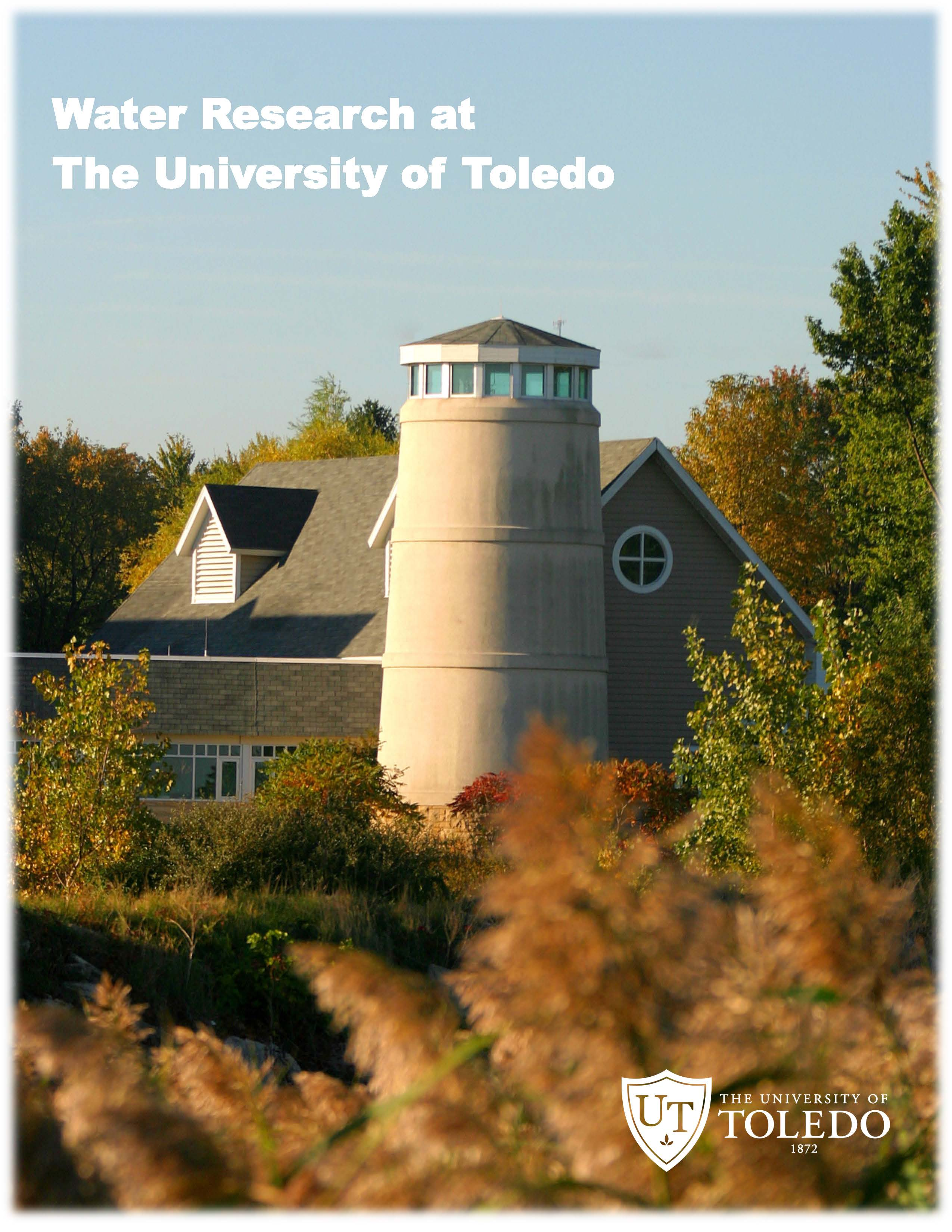 Water Research at The University of Toledo
