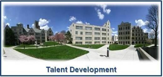 Talent Development - Click Here