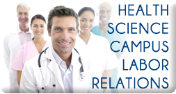 Health Science Campus Labor Relations Link