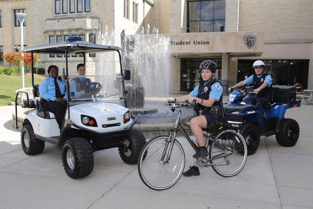 UT Police Alternative Vehicles