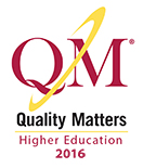 Courses QM Certified in 2016