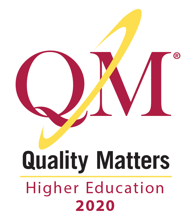 Courses QM Certified in 2020