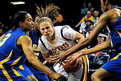 UT Women Rockets Basketball