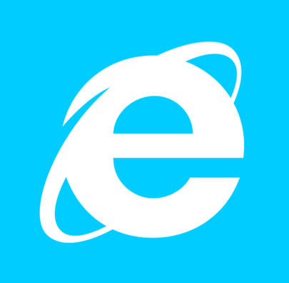 Internet Explorer (IE) Icon Version 11