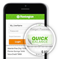 Huntington Mobile App