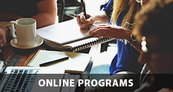 Online Programs and Certificates