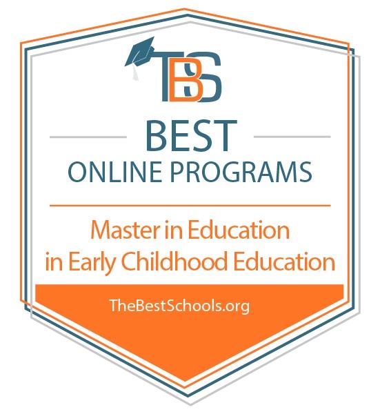 early childhood masters program