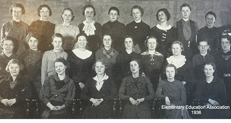 Elementary Education Association 1936