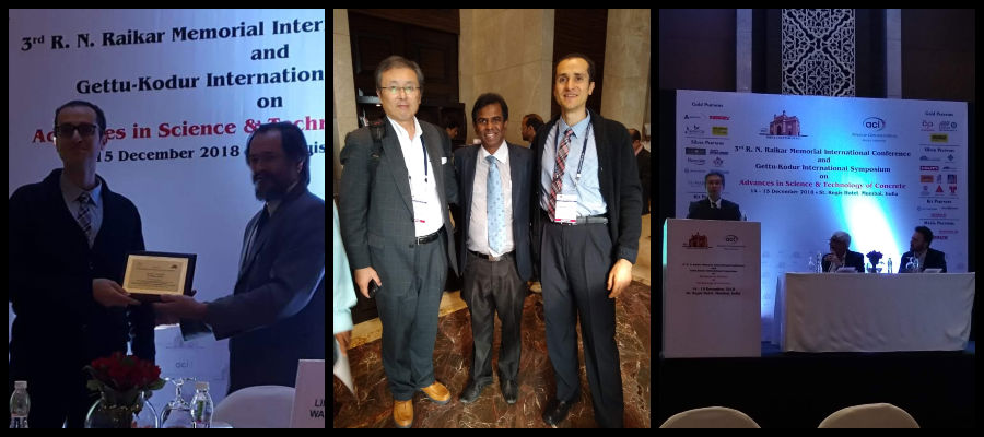 ACI India Conference in Mumbai (December 2018)